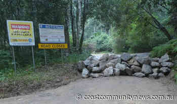 Two roads in Ourimbah State Forest have been closed indefinitely - Central Coast Community News