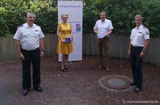 POL-OF: Sondermeldung: Nidderau ist nun KOMPASS-Kommune