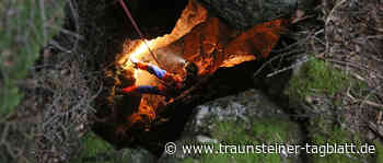 Bergwacht-Retter suchen Höhlen und Schächte nach vermisster Wanderin aus München ab - Traunsteiner Tagblatt