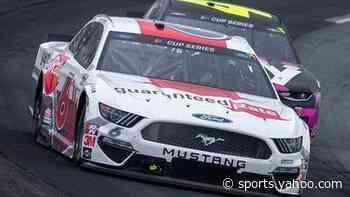 Roush Fenway Racing adds sponsor for Ryan Newman's team