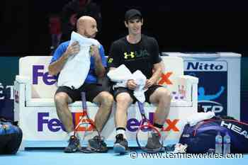 Delgado: Andy Murray quiere competir contra Roger Federer, Novak Djokovic, Nadal - Tennis World ES