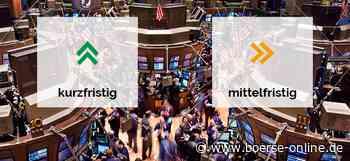 Dow Jones-Chartanalyse: Aufwärts nach Plan