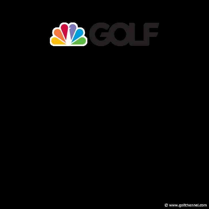 Kirk Triplett adds Black Lives Matter sticker to bag ahead of Champions major