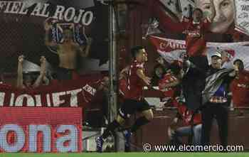 Fernando Gaibor reclama una deuda a Independiente de Avellanada y se declara jugador libre