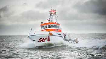 Segler gerettet - Jacht vor Cuxhaven geortet - NDR.de