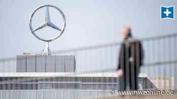 Klagen Wegen Abschalteinrichtung In Mercedes-Motoren: Streit um Daimler-Diesel - Nordwest-Zeitung