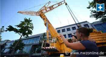 Umweltschutz In Oldenburg: Neue CCO-Kälteanlage spart Kohlendioxid - Nordwest-Zeitung