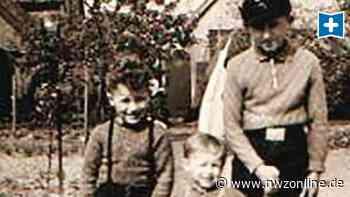 Nach Dem Zweiten Weltkrieg: Der Hausarrest rettete Bruder Egon das Leben - Nordwest-Zeitung