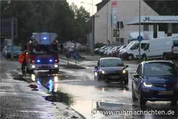 Was am Mittwoch in Schwerte wichtig wird: Abgestürzte Äste und Überflutung wegen Unwetter - Ruhr Nachrichten