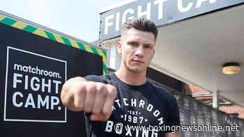 Kieron Conway: 'I believe I beat every one of these domestic super-welterweights'