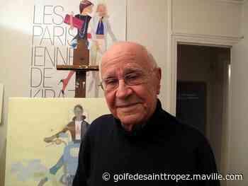 Décès de Kiraz, le dessinateur des « Parisiennes - maville.com