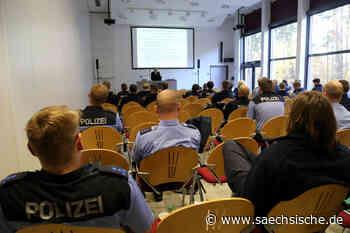 Polizisten studieren bald wieder direkt in Rothenburg - Sächsische Zeitung