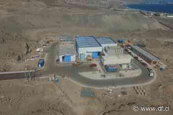 Aguas Antofagasta inicia marcha blanca de planta desaladora en Tocopilla - Diario Financiero