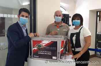 Solidarité Liban : la Ville de Manosque lance un appel aux dons - Haute-Provence Info