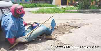 Buena pesca de Don Bachón en Chipitlán, Estrada Cajigal y Satélite - Diario de Morelos