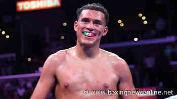 David Benavidez: 'Me vs Smith is the best fight in the division right now. I'd love the opportunity to prove that I'm number one'
