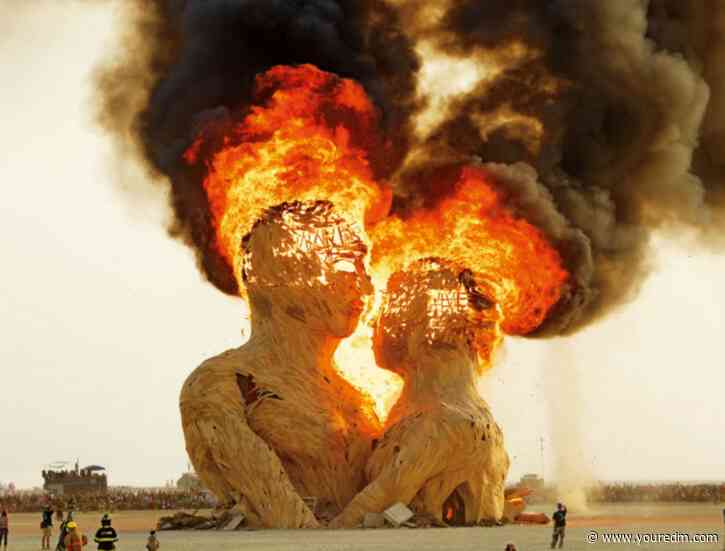 Burning Man Asks for Donations to Support 2021 Return