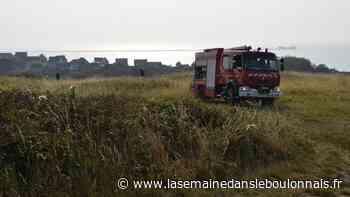 Boulogne-sur-Mer : deux à trois hectares partis en fumée, la piste criminelle privilégiée - La Semaine dans le Boulonnais