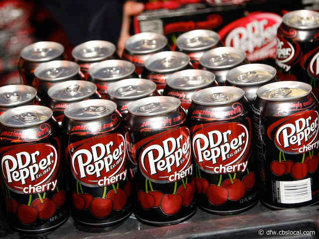 'Thoughts & Prayers Needed': Dr Pepper Fans Freaking Out After Soda Company Confirms Shortage