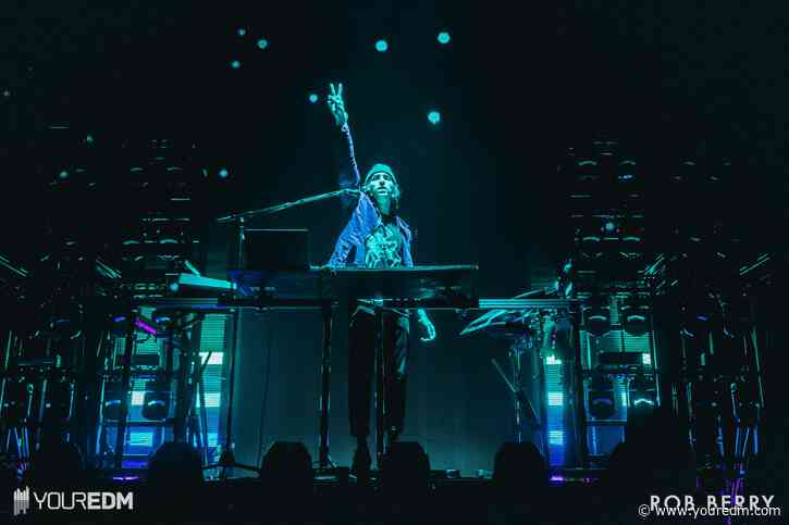 Porter Robinson's 'Worlds' Came Out Six Years Ago Today