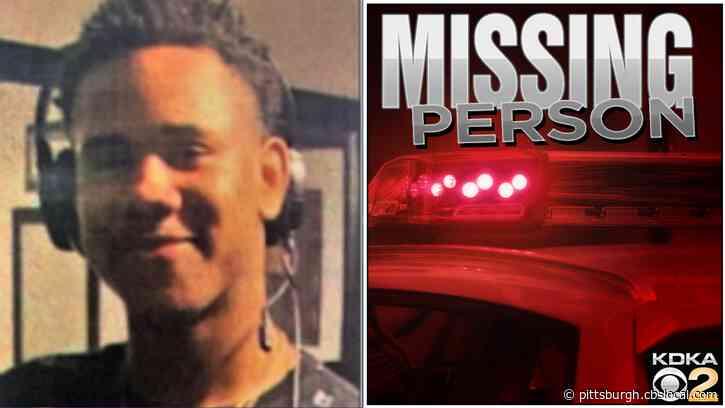 McKeesport Police Ask For Help Finding Missing, Endangered 14-Year-Old Elijah McCarthy