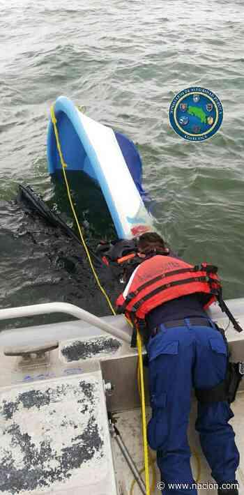 Cuatro personas sin salvavidas mueren ahogadas en viaje de pesca - La Nación Costa Rica