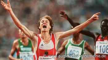 Dieter Baumanns Rekordlauf bei Olympia 1992: Die Lücke zum Gold - Augsburger Allgemeine