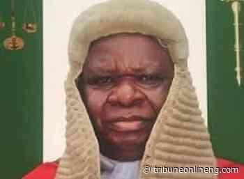 COVID-19: Kogi acting CJ to decongest police cells - NIGERIAN TRIBUNE