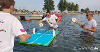 Sing Pong mit Borussia: Tischtennis-Aktion in Hagen und Xanten - Westdeutsche Zeitung