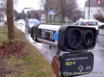 Polizeikontrollen in Hagen: Verantwortungslose Raser auf der Eckeseyer Straße - Hagen - Lokalkompass.de