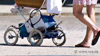 Unfall-Drama: Autofahrer erfasst in Hagen (NRW) Mutter mit Baby - Vater rettet sich - wa.de