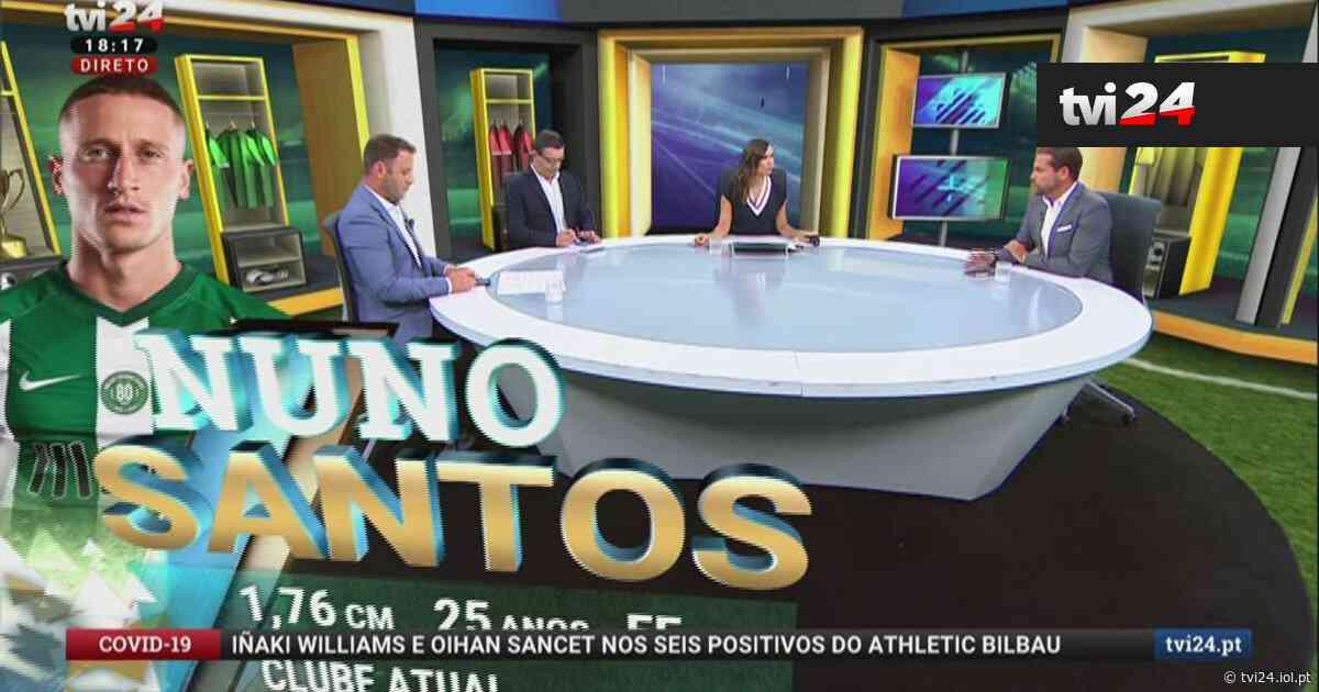 Mais Transferências: FC Porto e Sporting disputam dois jogadores do campeonato nacional - TVI24