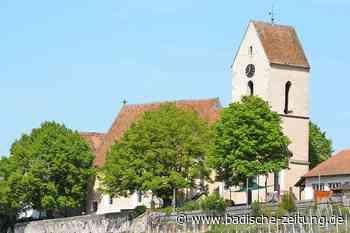 Nach 22 Uhr bleibt die Kirchturmglocke in Ötlingen stumm - Weil am Rhein - Badische Zeitung