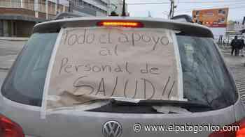 Reclutan voluntarios para el Hospital de Río Gallegos - El Patagónico