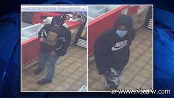 Carrollton, Coppell, and Lewisville Police Working to Identify Serial Robbery Suspects