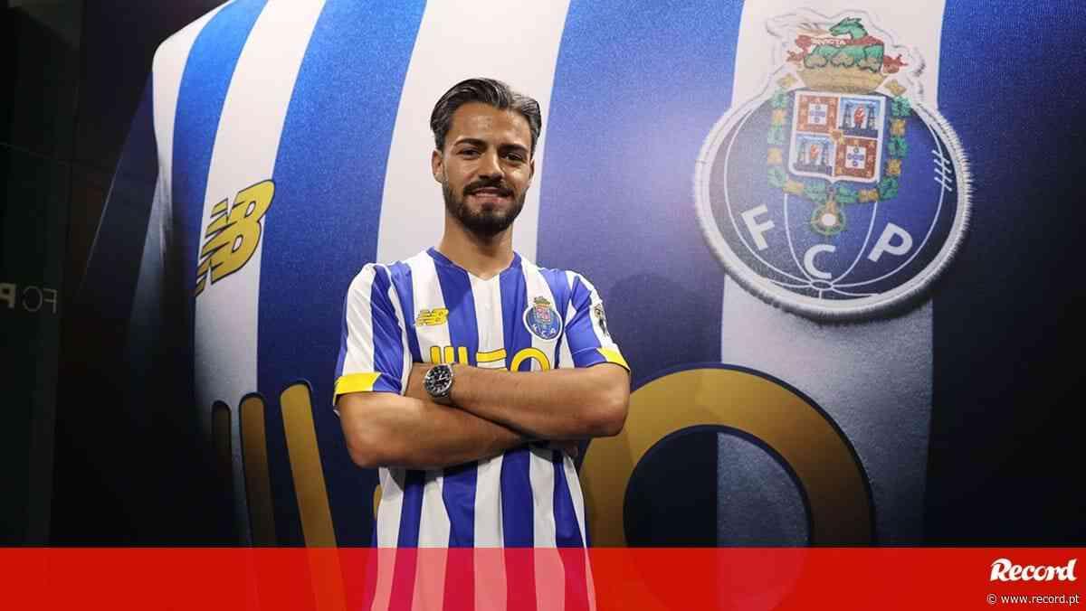 Oficial: Carraça assina por quatro épocas com o FC Porto - Record