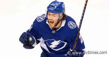 Lightning's Five OT Win Tested Legs, Hearts and Stomachs