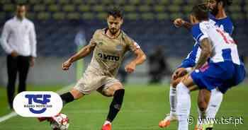 FC Porto apresenta primeiro reforço. Carraça contratado ao Boavista - TSF Online