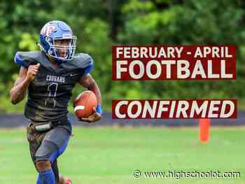 NCHSAA moves football to February, shortens seasons for all sports due to pandemic