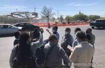 Piden suspender obras de ruta troncal en juárez - La Opcion