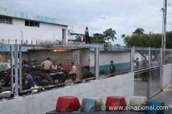 Fuga del retén de San Carlos en Zulia: 10 reclusos fallecieron y otros 6 fueron recapturados - El Nacional