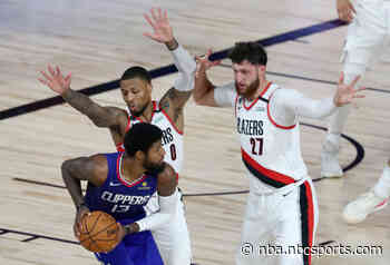 Report: Paul George reaches out to Damian Lillard to clear the air