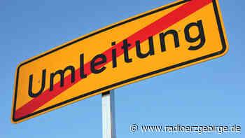 B 171 bei Marienberg wieder frei - Radio Erzgebirge