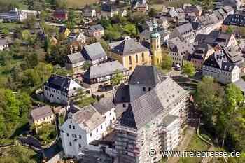 Wolkenstein hofft auf weiteres Fördergeld - Freie Presse