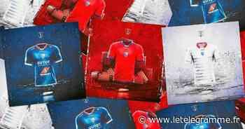 Football. L'US Concarneau dévoile son nouveau jeu de maillots - Le Télégramme