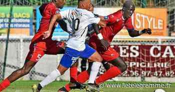Football. Badji monte en puissance à Concarneau - Le Télégramme