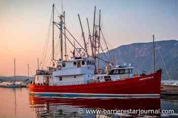 One dead as fish boat sinks off southern Vancouver Island - Barriere Star Journal