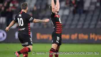 Wanderers end A-League season on a high - Muswellbrook Chronicle