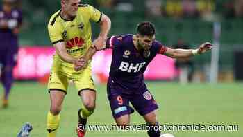 Phoenix need a goal flurry against Jets - Muswellbrook Chronicle