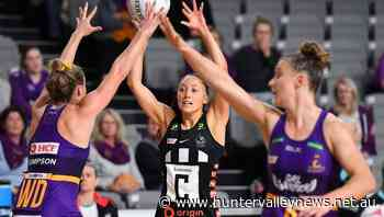 Magpies open 2020 Super Netball account - Hunter Valley News